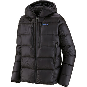 Patagonia Fitz Roy Down Hoody Men, black